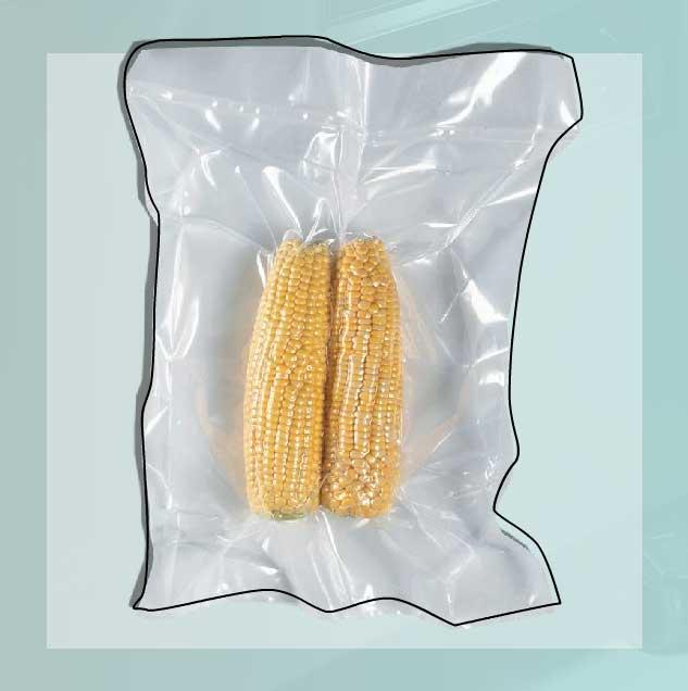вакуумный пакет для упаковки овощей